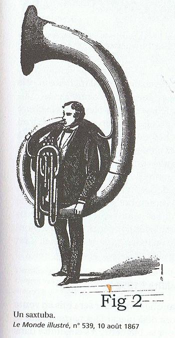 Saxtuba (Bild: Wikipedia)