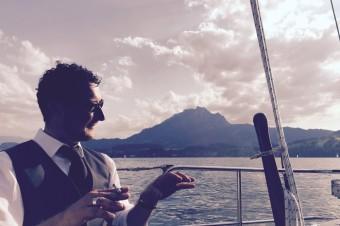 Bornetti auf See