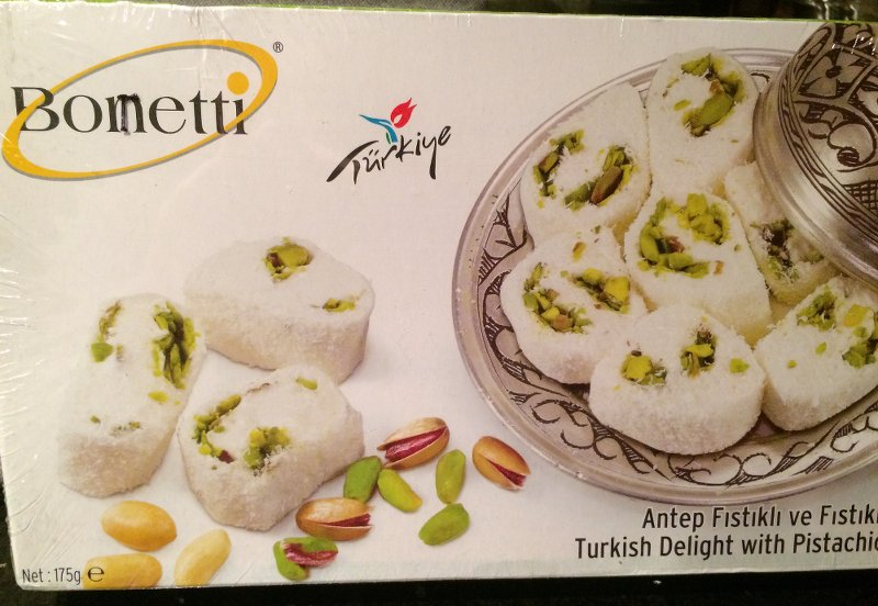 Happy fado: Bornettis Turkish Delight