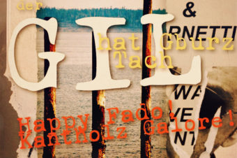 Happy G-Tach: Gil Roberts!
