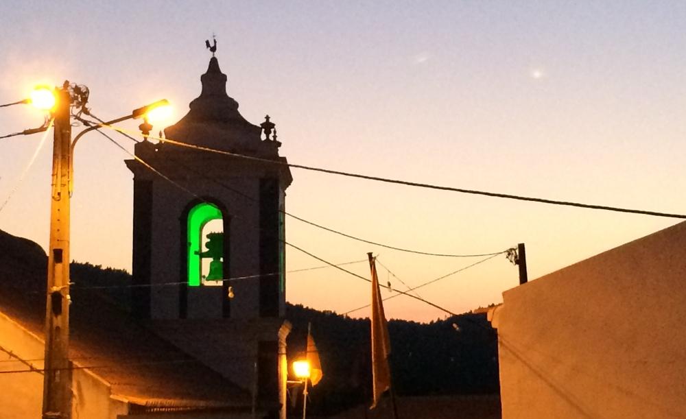Ola Portugal: Er leuchtet!