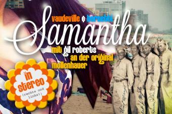 SAMANTHA (Zu sexy für Facebook)