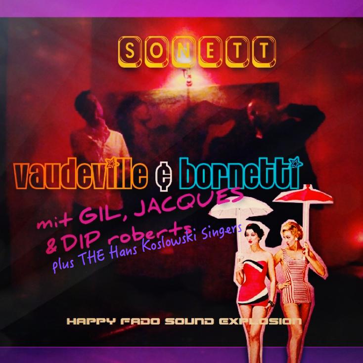 Happy Fado: Sonett