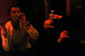 Produktionsnotizen: Trinken und Essen nicht vergessen